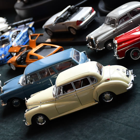 Exposition miniatures - Last Summer Rallye